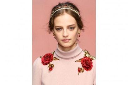 Dolce&Gabbana accessori capelli