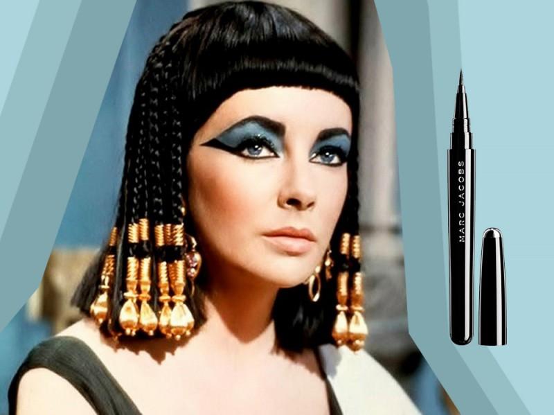 Elizabeth Taylor Cleopatra make up