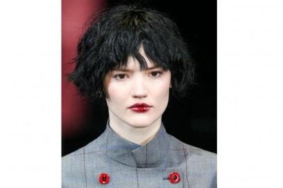 Emporio Armani capelli corti