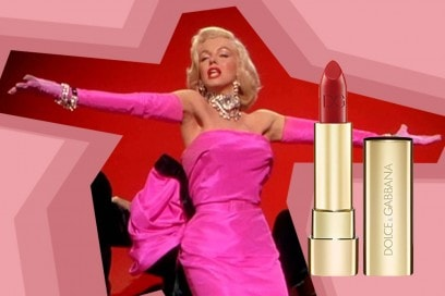 Gli uomini preferiscono le bionde Marilyn Monroe make up