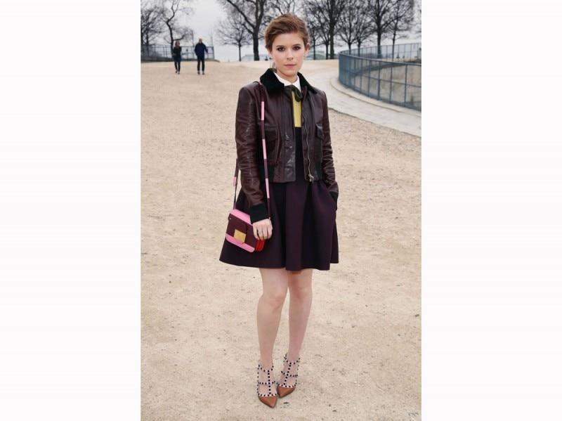 Kate-Mara in Valentino – Olycom