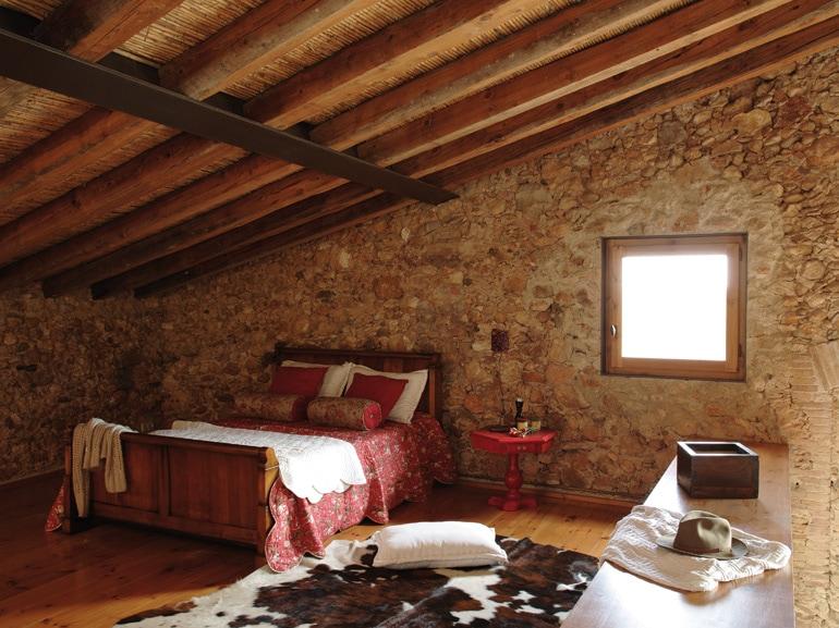 La camera da letto padronale - Foto - Grazia.it