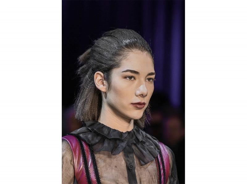 Olympia Le Tan capelli medi