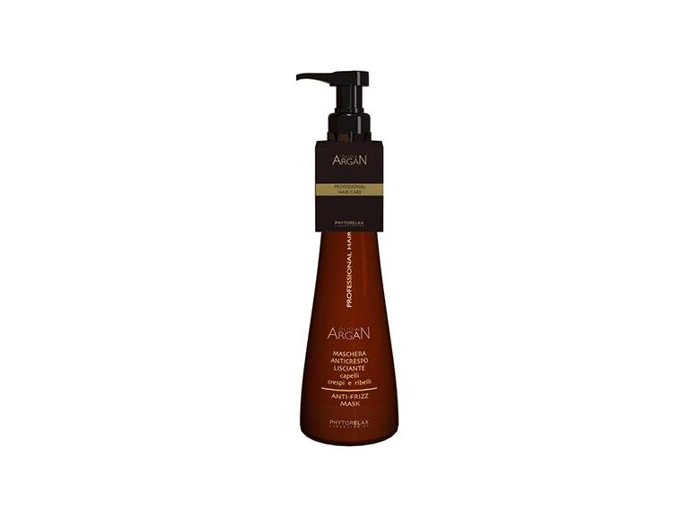 Phytorelax Olio di Argan Professional Hair Care Maschera Anticrespo