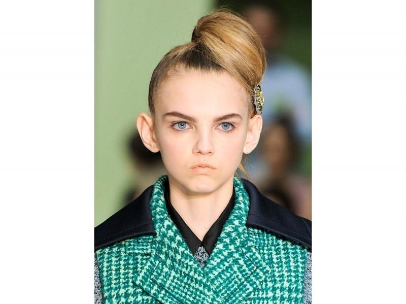Prada capelli accessori