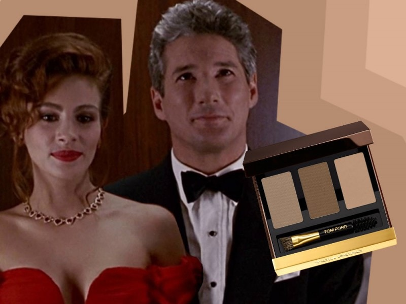 Pretty Woman Julia Roberts make up