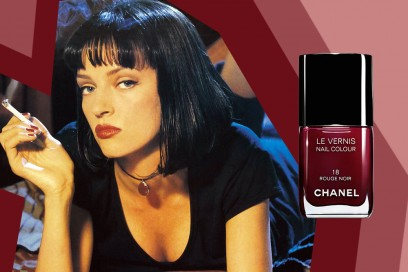 Pulp Fiction make up Uma Turman