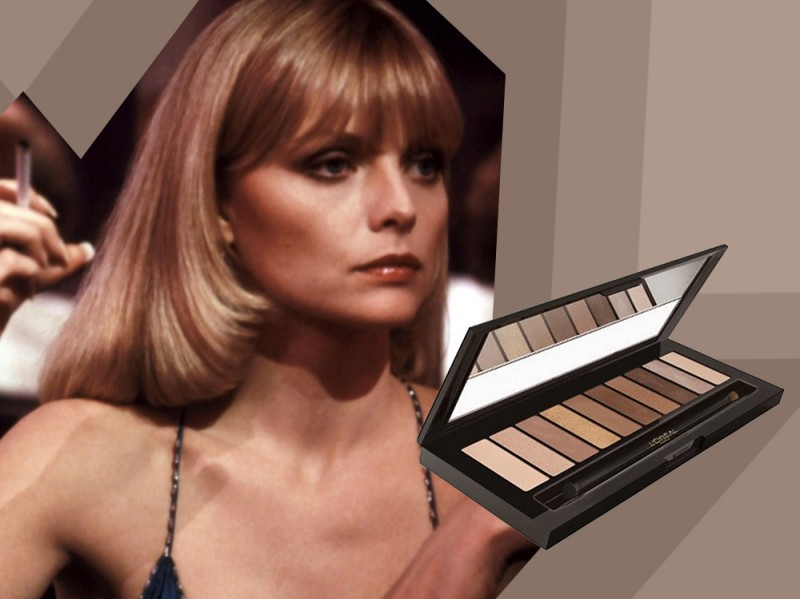 Scarface Michelle Pfeiffer make up