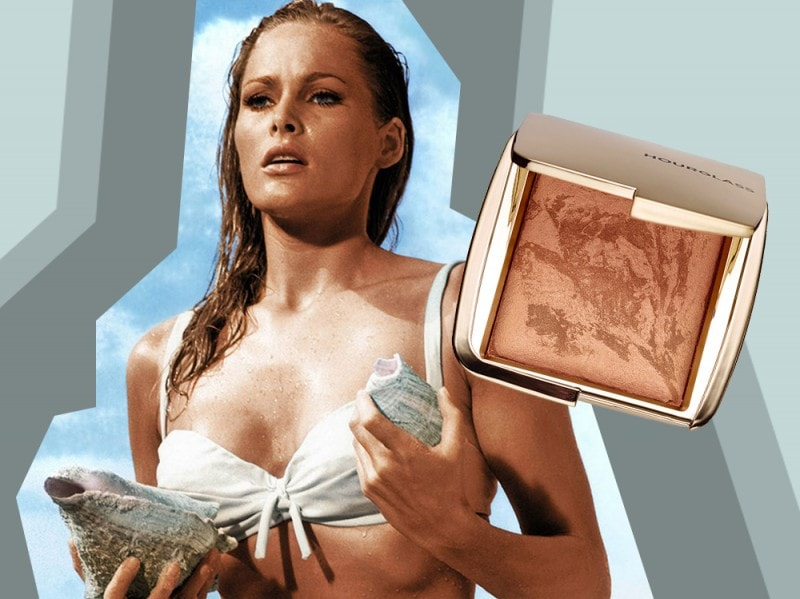 Ursula Andress 007 make up