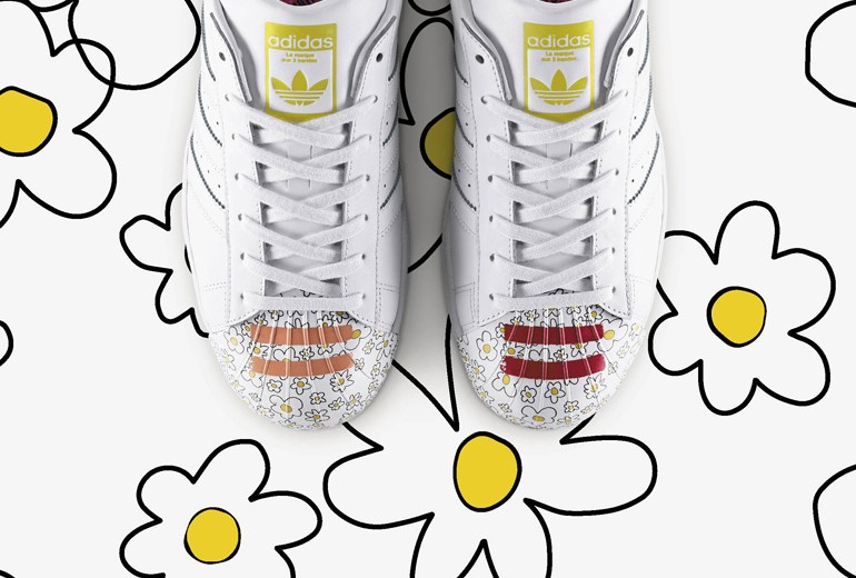 Le nuove Adidas Superstar firmate Pharrell