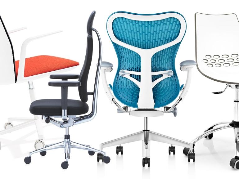 10 sedie comode e belle perfette per l ufficio for Design per l ufficio