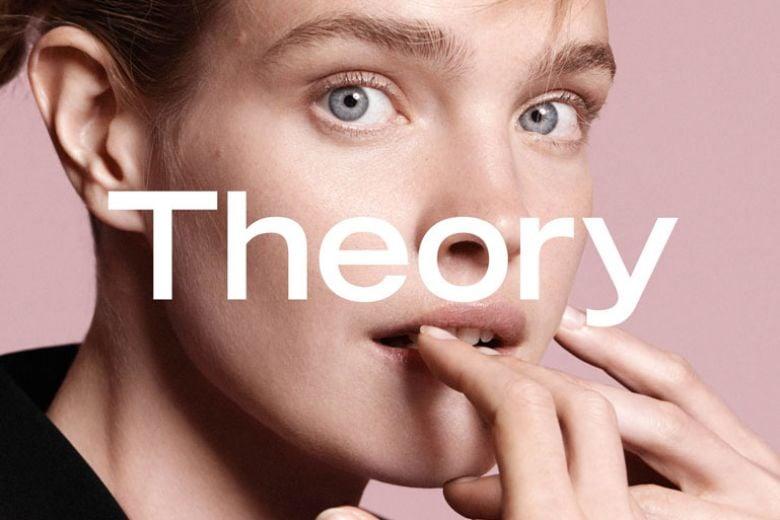 La campagna AI 2015 di Theory con Natalia Vodianova