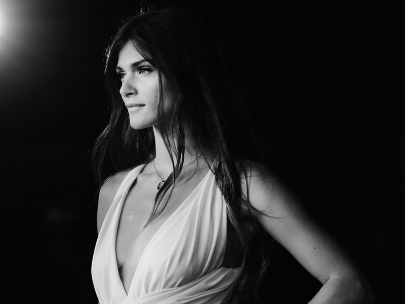cover Elisa Sednaoui i make up mobile