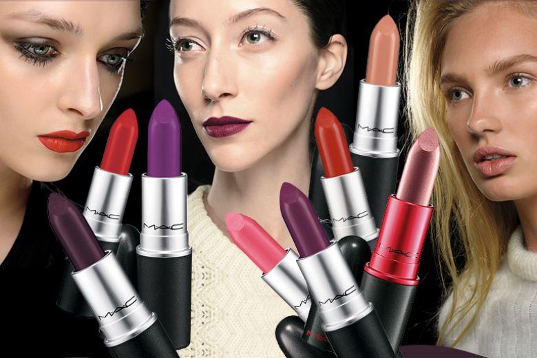 I 10 rossetti MAC Cosmetics da avere assolutamente
