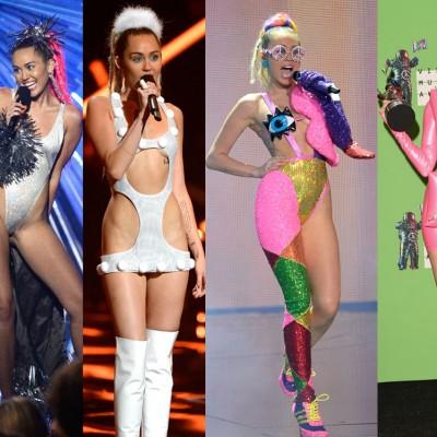 Miley, ma cosa ti sei messa?