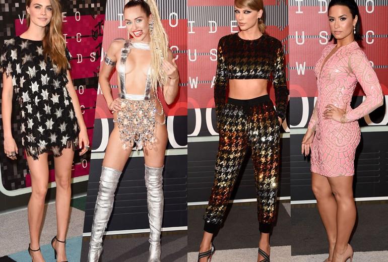 Tutti i look dei VMA 2015
