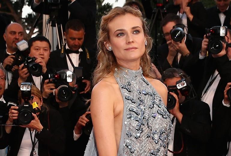 Diane Kruger: i beauty look da red carpet