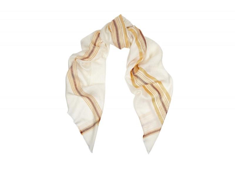 foulard seta gucci