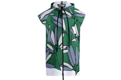 giacca fiori marni