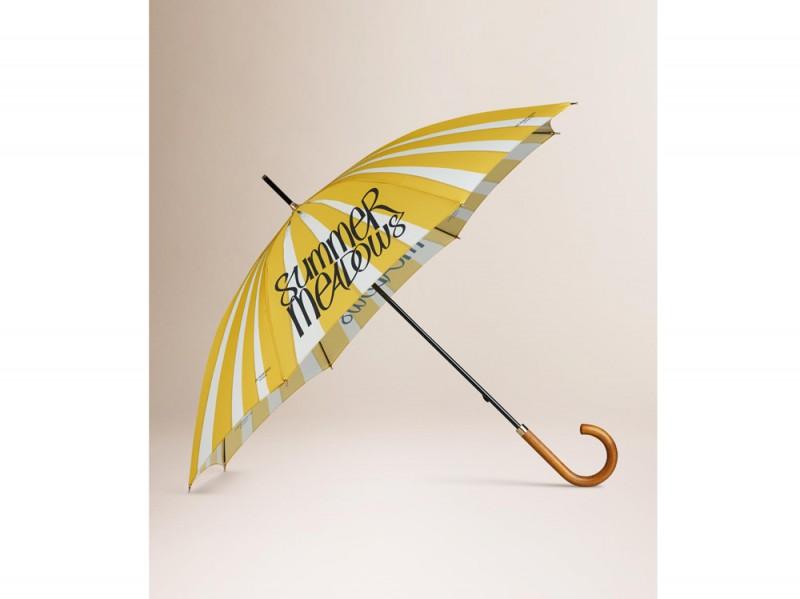 ombrello burberry
