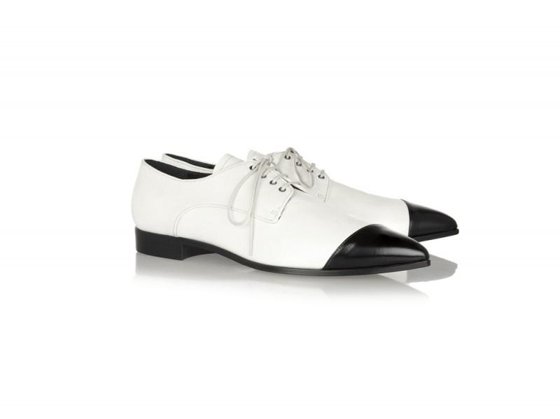 scarpe stringate miu miu