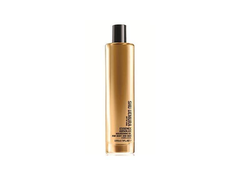 shu uemura art of hair essence absolue body and hair oil