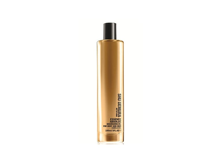 shu uemura art of hair essence absolue body and hair oil