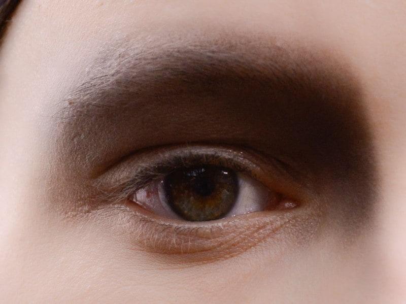 smokey eyes Chanel