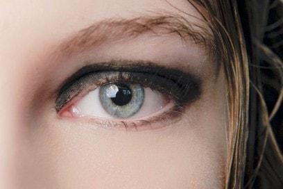 smokey eyes Grinko
