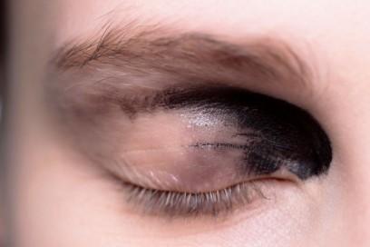 smokey eyes Proenza-Schouler