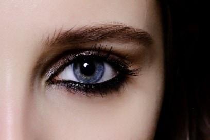 smokey eyes Versace