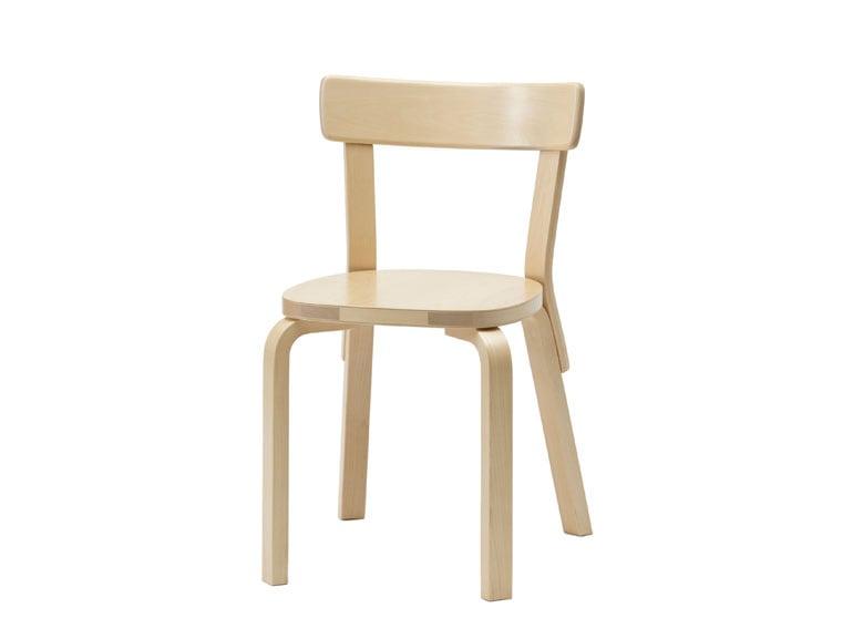 «69», la seduta disegnata da Alvar Aalto nel 1935
