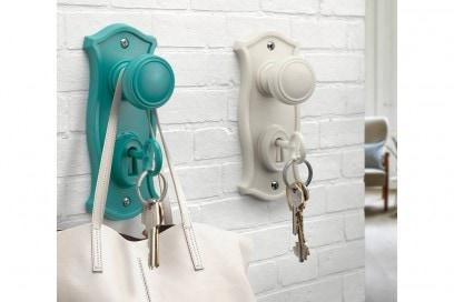 «Doorman Key Holder and Hook»