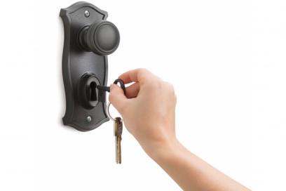 «Doorman Key Holder and Hook» di Ototo