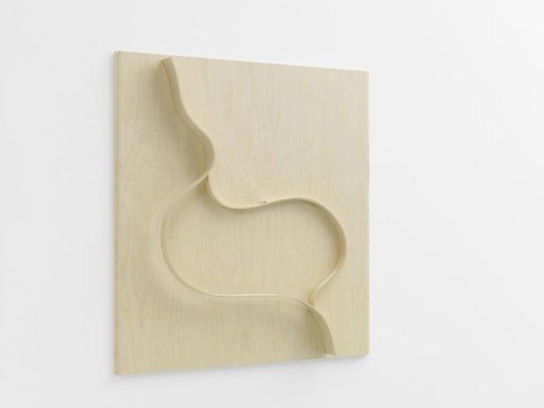 «Experimental Wood Relif», uno studio del linguaggio delle fibre di legno