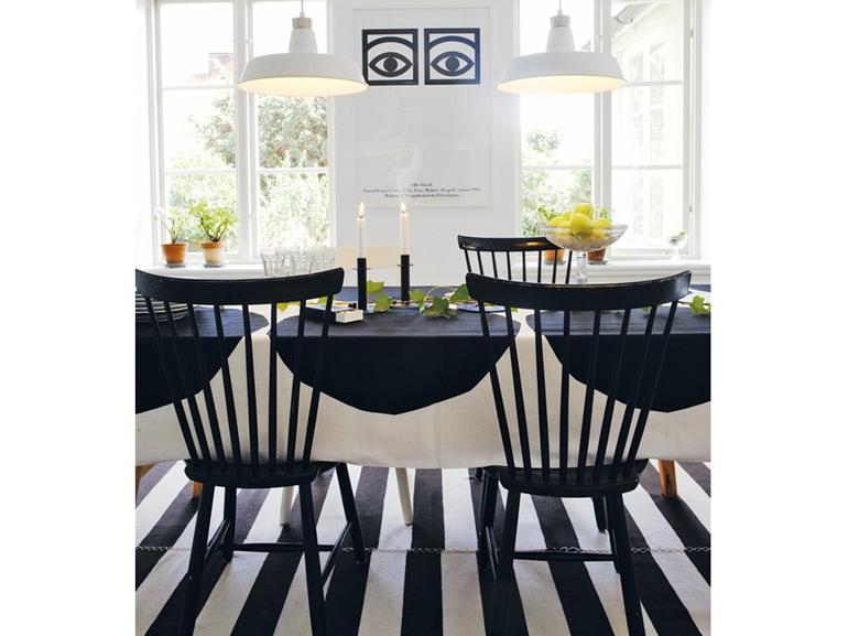 Il bianco e nero di Marimekko