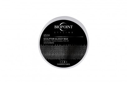Biopoint Styling Sculptor Glossy Wax