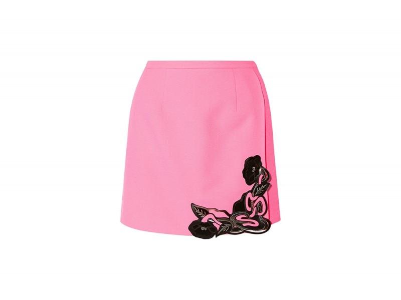 CHRISTOPHER KANE minigonna rosa