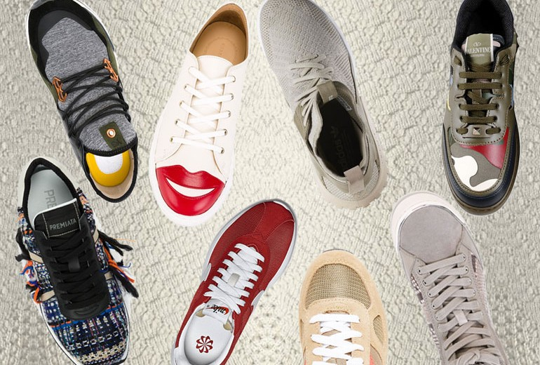 Sneakers: tutte le novità dell'autunno