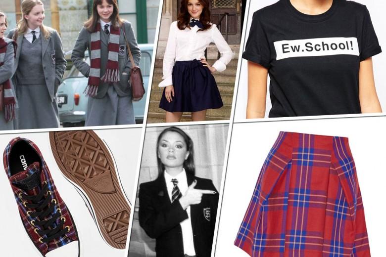 Back to school: 15 capi e accessori da indossare