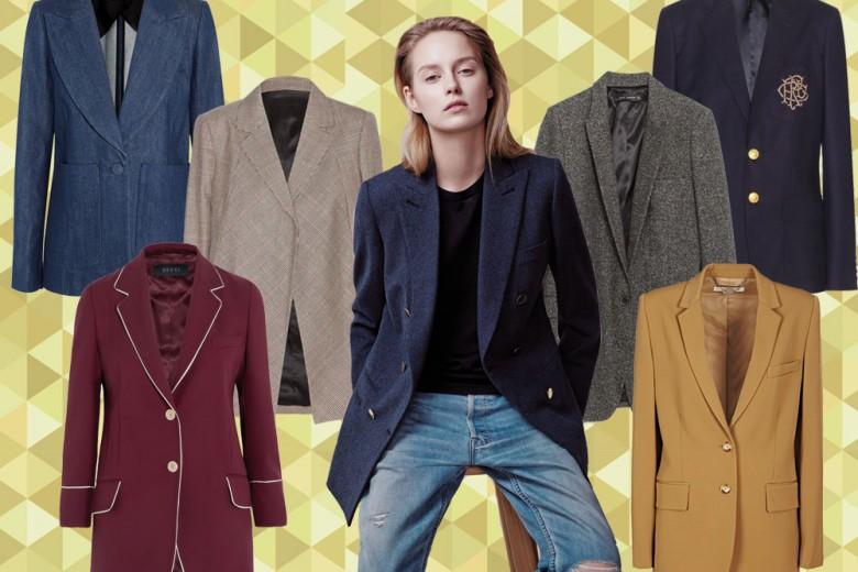 Blazer: i 10 modelli più belli per l'autunno