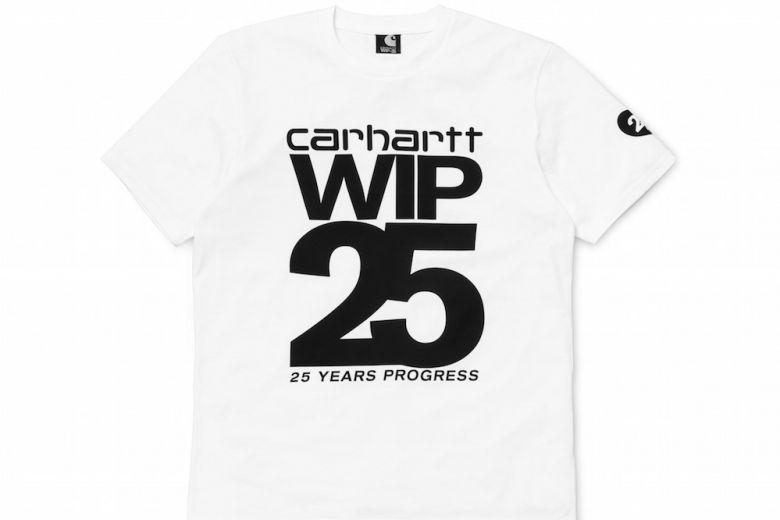 Carhartt WIP celebra 25 anni con una capsule