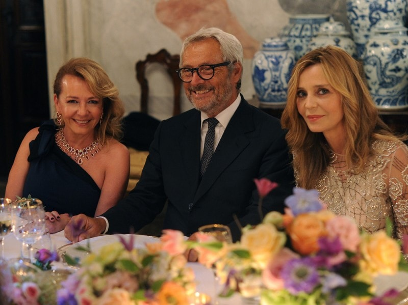 Caroline-Scheufele;Roberto-Cicutto;Eliana-Miglio