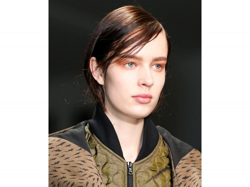 Christopher Raeburn capelli sleek