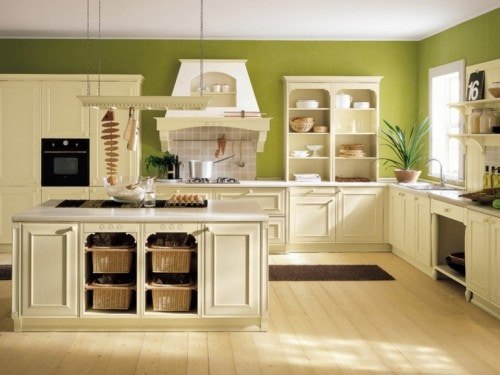 Country di Doimo Cucine - Foto - Grazia.it