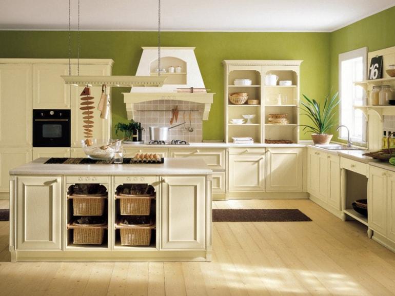 10 cucine country che vi faranno venire voglia di trasferirvi subito in campagna - Cucine stile provenzale ...