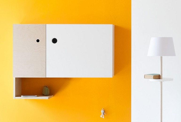 10 librerie da parete, funzionali e di design