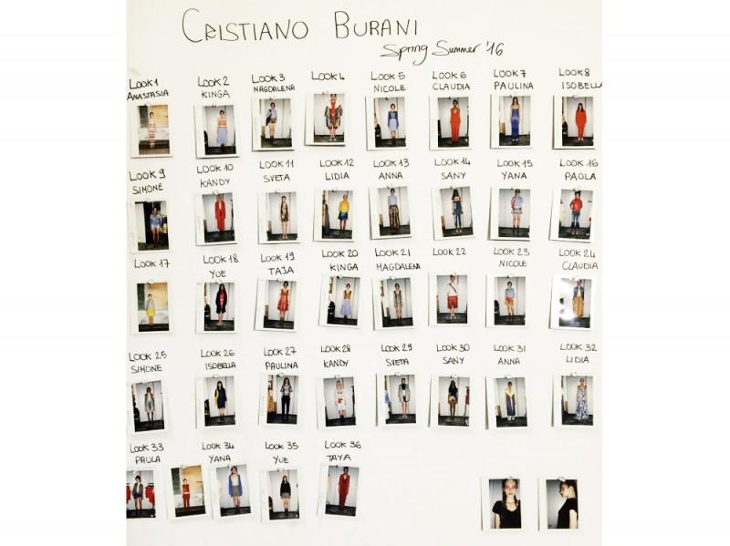 Cristiano-Burani-SS16-backstage-LineUp