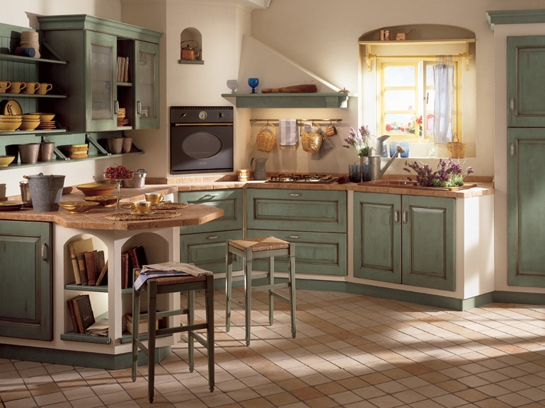 Cucina Belvere di Scavolini