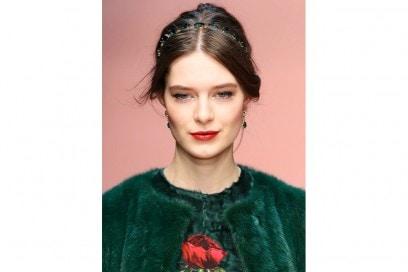 Dolce&Gabbana acconciature